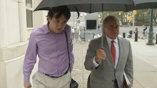 RAW 'Pharma Bro' Enters Court To Face Judge, Again