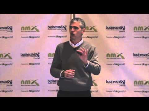 Bruce Turkel at BlogWorld: