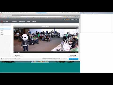 University of Wyoming Canvas Instructor Training Dianna) 20130823 1537 1