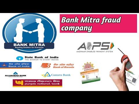 Online Bank Mitra Registration Fraud Company | Bank Mitra Registration
