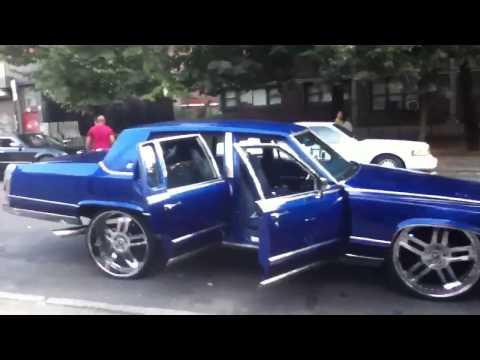 Cadillac Show Cars Brooklyn Ny