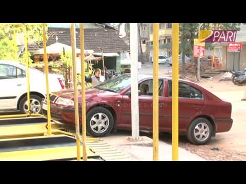 2 Level PUZZLE PARKING SYSTEM in Goa by PARI