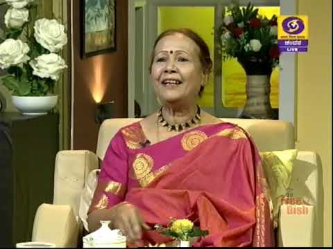 Veteran Dancer and Guru Usha Datar in Shubhodaya Karnataka | 29-03-2019 | DD Chandana
