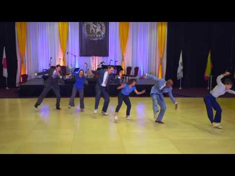 ILHC 2016 - Team - Jazz at 6 (US & France)