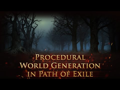 Procedural World Generation In Path Of Exile