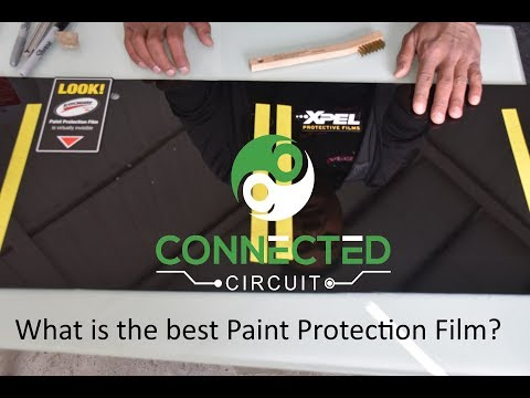 What Is Best Paint Protection Film 3M or XPEL - Connected Circuit
