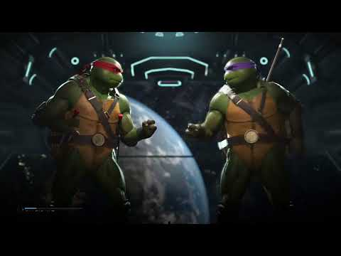 Injustice 2 TMNT (Teenage Mutant Ninja Turtles)