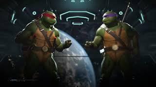 Injustice 2 TMNT (Teenage Mutant Ninja Turtles)