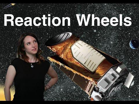 spacecraft reaction wheels - photo #32