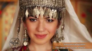 Appearance of Uzbek Woman in 14 regions of Uzbekistan