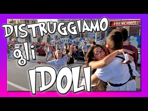 DISTRUGGIAMO GLI IDOLI - The Frenchmole