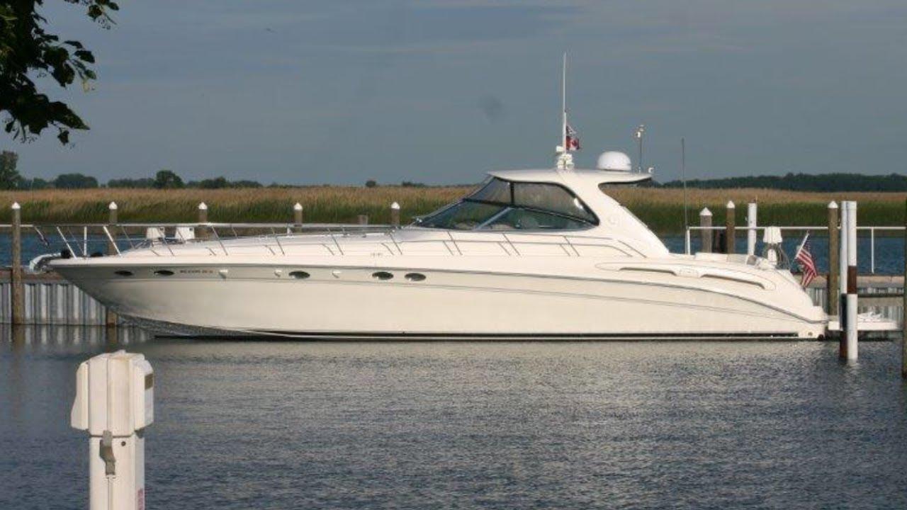 1999 Sea Ray 540 Sundancer Sold