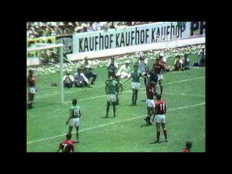 Mexico v Soviet Union, 1970 FIFA World Cup