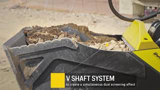 Video still for MB Crusher Introduces MB-HDS523 Shafts Screener