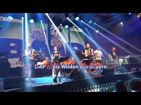 BMP ...die Wilden aus Bayern auf dem Oktoberfest in Wittlich live