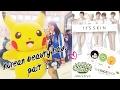 ♥ Korean Beauty Haul & Review ☽ The Face Shop : It's Skin : Pokemon : Innisfree ♥
