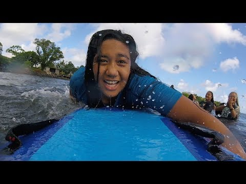 How To Be Wave Safe: American Samoa Beaches