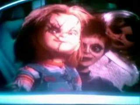 Chucky's Music Video: Cut It Up