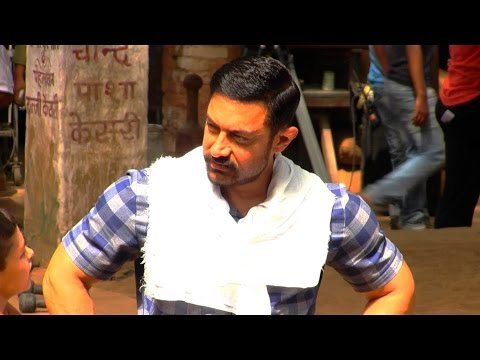 How Aamir Khan Lost Weight To Play Young Mahaveer In Dangal