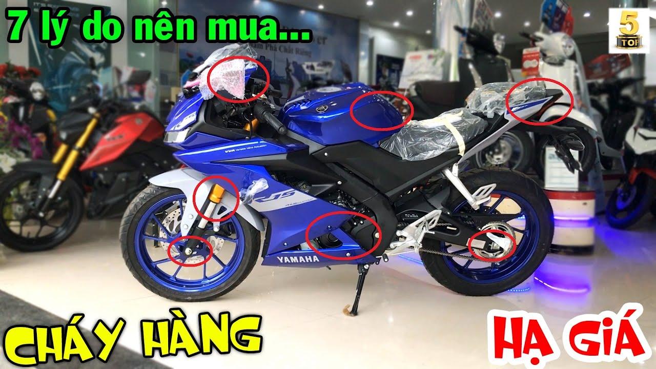 """R15 V3 2021 """"CHÁY HÀNG"""" - 7 lý do khiến Yamaha R15v3 được Biker YÊU MẾN 🔴 TOP 5 ĐAM MÊ"""
