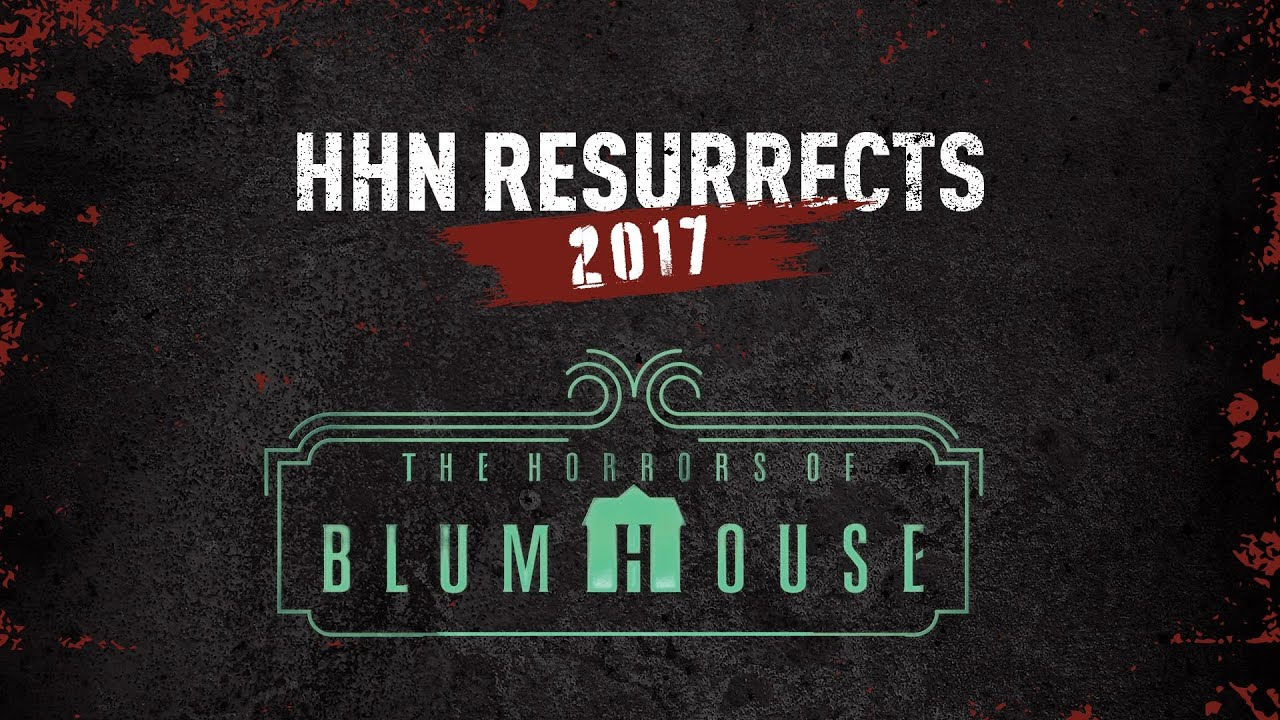 #HHNForever | The Horrors of Blumhouse 2017 POV Maze Walkthrough