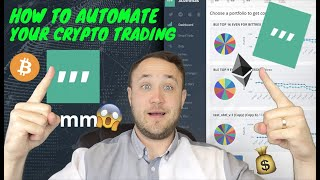 HOW TO AUTOMATE YOUR CRYPTOCURRENCY TRADING WITH 3COMMAS