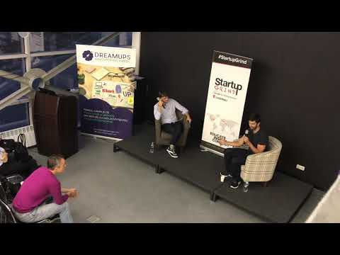 Startup Grind Chisinau with Zach Coelius, Angel Investor from Silicon Valley