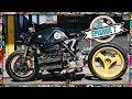 [Ep 07] 1986 BMW K100 Cafe Racer Project - The Bike Show Fiasco!