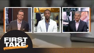 Will Rockets be able to beat Warriors this NBA season? | First Take | ESPN