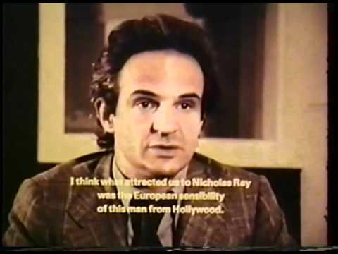 Nicholas Ray Is Cinema