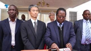 Embu County, JICA in Sh2 4billion water project