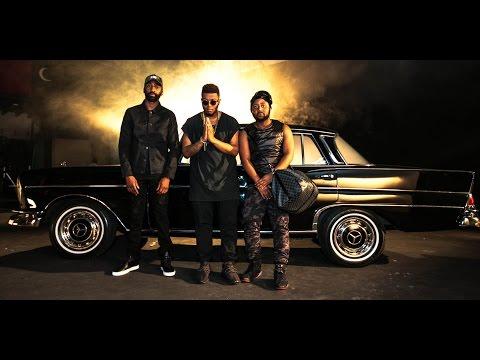 Riky Rick x Cassper Nyovest x Anatii - FUSEG (Official Music Video)