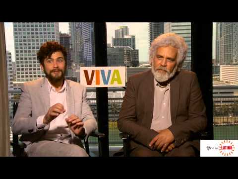 Héctor Medina y Luis Alberto García hablan de 'Viva', una historia transgénero desde La Habana