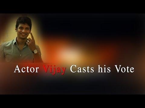 Actor Jeeva Casts his Vote - RedPix24x7  தமிழகத்தில் இன்று காலை 7 முதல் மாலை 6 மணி வரை வாக்குப் பதிவு நடைபெற்றது.நடிகர் ஜீவா தி. நகரில் உள்ள ஹிந்தி பிரசார் சபா வாக்குச் சாவடியில் காலை வாக்களித்தார்.   Music: The Engagement Artist:Silent Partner Album:YouTube Audio Library  http://www.ndtv.com BBC Tamil: http://www.bbc.co.uk/tamil INDIAGLITZ :http://www.indiaglitz.com/channels/tamil/default.asp  ONE INDIA: http://tamil.oneindia.in BEHINDWOODS :http://behindwoods.com VIKATAN http://www.vikatan.com the HINDU: http://tamil.thehindu.com DINAMALAR: www.dinamalar.com MAALAIMALAR http://www.maalaimalar.com/StoryListing/StoryListing.aspx?NavId=18&NavsId=1 TIMESOFINDIA http://timesofindia.indiatimes.com http://www.timesnow.tv HEADLINES TODAY: http://headlinestoday.intoday.in PUTHIYATHALAIMURAI http://www.puthiyathalaimurai.tv VIJAY TV:http://www.youtube.com/user/STARVIJAY  -~-~~-~~~-~~-~- Please watch:
