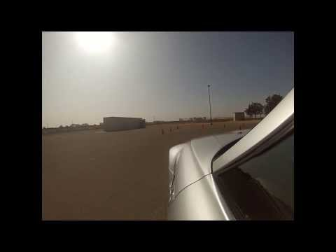 Z3 Coupe BMWCCA autocross Visalia airport CCC 10-27-13