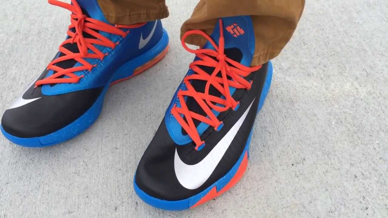 outlet store 19df8 cf306 Nike KD 6 VI