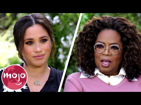 Top 10 Shocking Things We Learned from the Meghan & Harry In