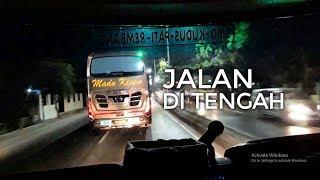 Konvoy Kurang Sportif | Po HARYANTO HR 046 Lari Bareng MADU KISMO