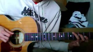 Guitar Lesson: Those Who Wait- Tommy Emmanuel Part 1