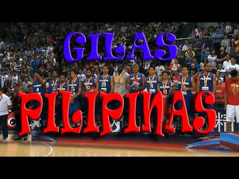 Ito ang liga - Gilas Pilipinas #PUSO