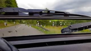 Von Wildemann nach Clausthal über Bockswiese im Lada Taiga 2017 thumbnail