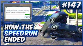A New Softlock Discovered! - How The Speedrun Ended (GTA V) - #147