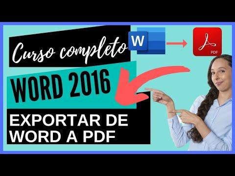 🔴-como-convertir-un-archivo-de-word-a-pdf-2020-fÁcil---curso-de-word-gratis-2020🚀