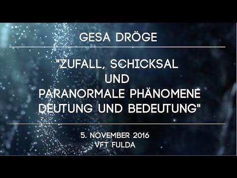 Vortrag Gesa Dröge