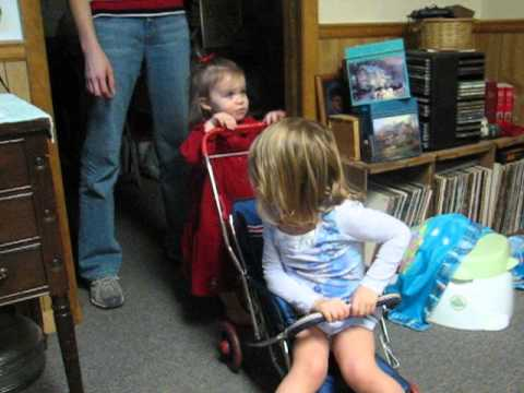 Big Kid In Stroller Youtube