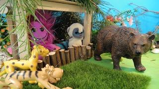 НОВЫЙ ДОМ. Только ДОБРЫЕ мультфильмы про животных для детей.