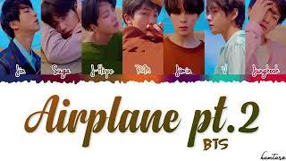 Airplane PT 2 - BTS( 방탄수년 단 ) |Amo k-pop|