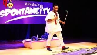 ALI BABA39S SPONTEINITY 2015 Nigerian Entertainment News