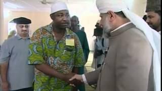 Mulaqat with delegates of Mali, Ivory Coast, Burkina Faso 2004 by Hadhrat Mirza Masroor Ahmad