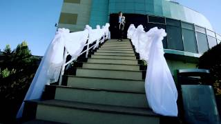 Искандер и Алина свадебный клип